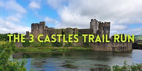 The 3 Castles Trail Run tickets