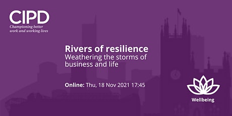 Rivers of resilience | Weathering the storms of business and life tickets