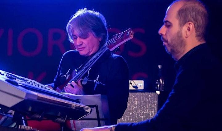 Irini Konstantinidi Quintet | Yiorgos Fakanas Group image
