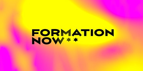 FORMATION NOW** x We The People Amsterdam - Voices Tickets