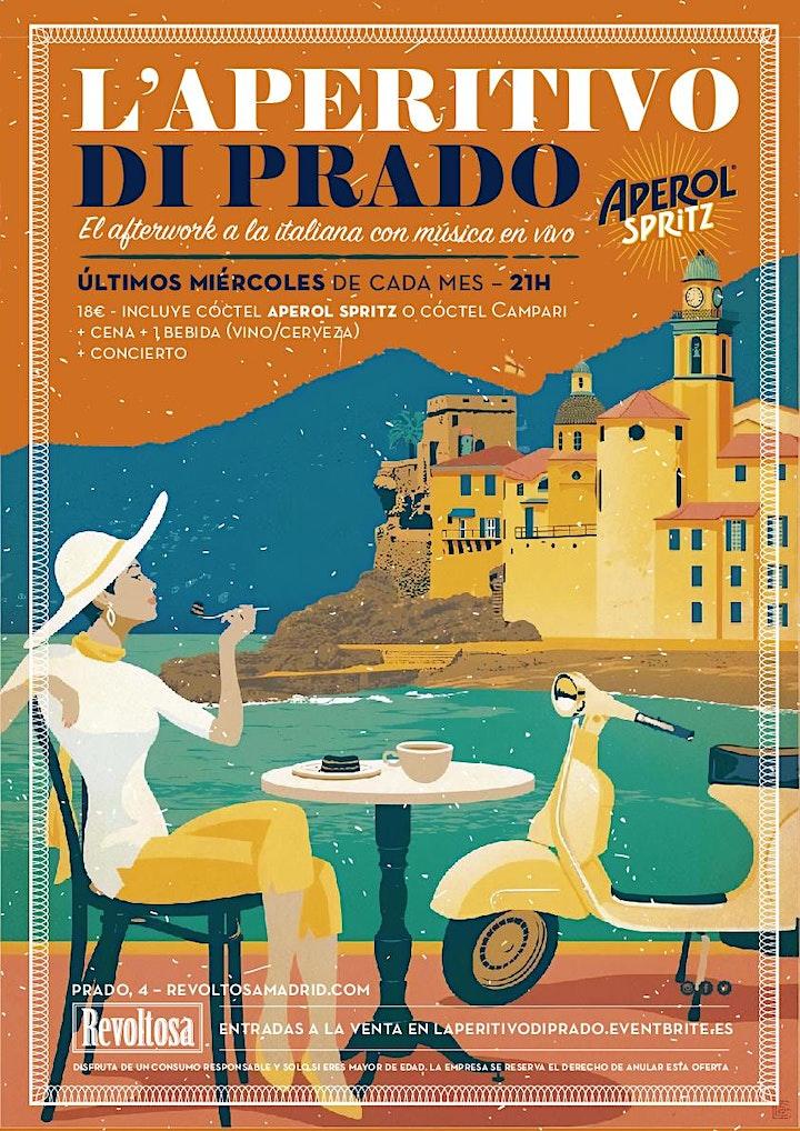 Imagen de L'Aperitivo di Prado - El afterwork a la italiana que triunfa en Madrid