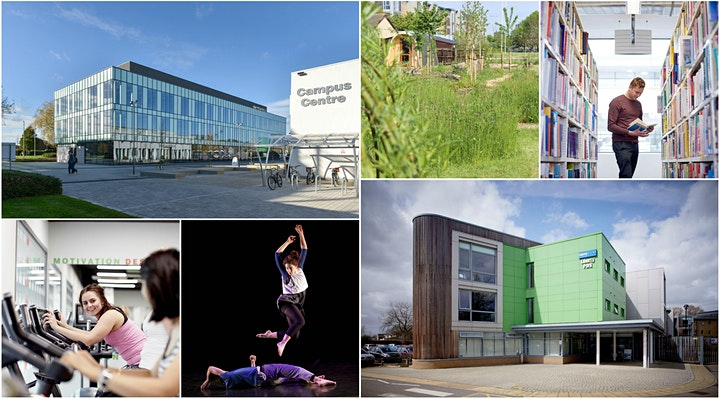 University of Bedfordshire Open Day, Bedford Campus image
