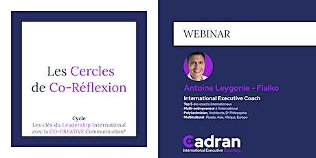 WEBINAR : Les Cercles de Co-Réflexion billets
