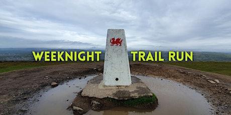 Weeknight trail run tickets