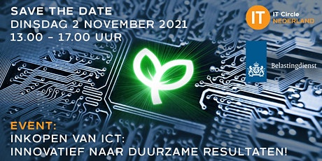 Inkopen van ICT: innovatief naar duurzame resultaten! tickets