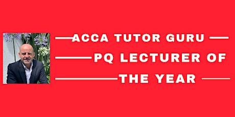 ACCA SBL Revision Guidance for December 2021 tickets