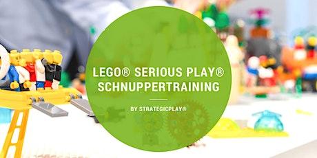 Lego® Serious Play® Online Schnuppertraining - November 2021 tickets