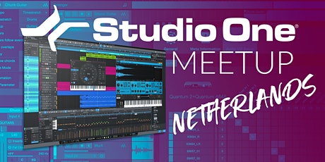 Studio One E-Meetup - Netherlands tickets