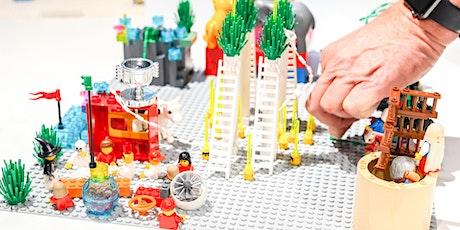 Lego® Serious Play® Online Basic Training – November 2021 ingressos