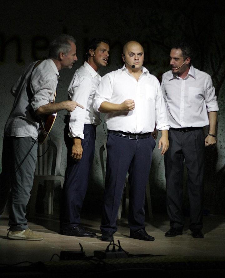 Immagine La cipolla - Teatro canzone con Giorgio Gaber