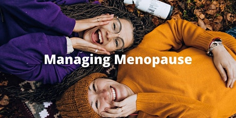 Managing  menopause symptoms- discover how to use your mindset tickets