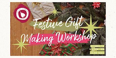 Festive Gift Making Workshop tickets