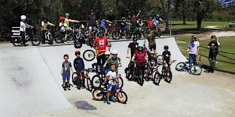 Carine skatepark - BMX Coaching 1st October 2021 tickets