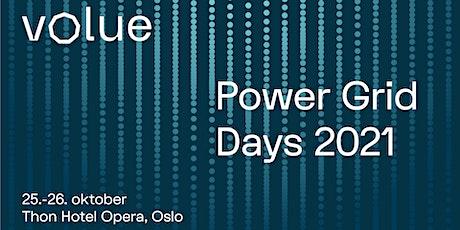 Power Grid Days tickets