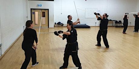 Light saber fencing - Liverpool tickets