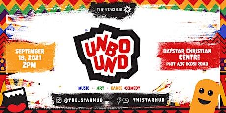 Unbound Fest 2021 - The Starhub tickets