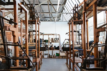 Archive Tour and Weaving Workshop - A Woven Heritage tickets