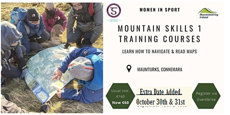 Mountain Skills 1 Training Course tickets