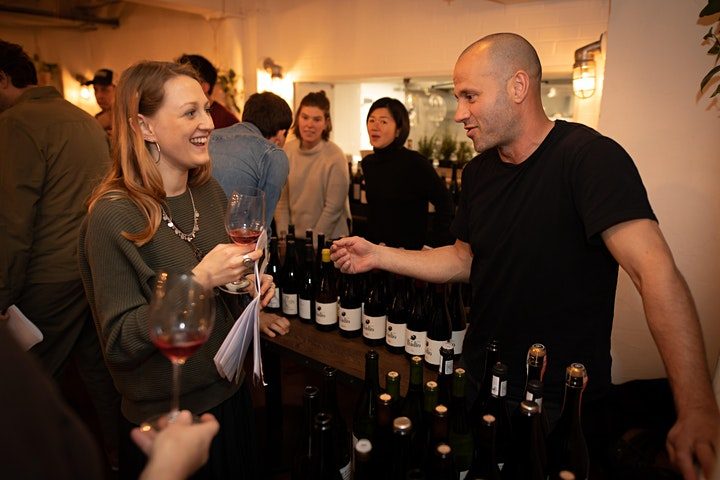 Uncharted Wines Trade Portfolio Tasting image