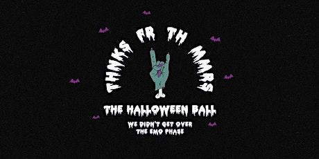 THNKS FR TH MMRS; Gloucester, The Halloween Ball! tickets
