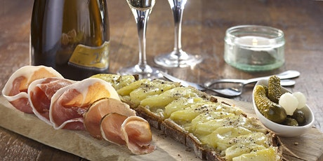 TUTORED Champagne & Cheese Tasting DINNER   COVENT GARDEN tickets
