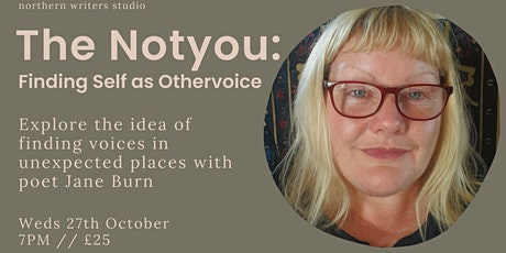 The Notyou: Finding Self as Othervoice tickets