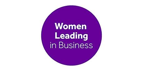 Women Leading in Business - WLiB tickets