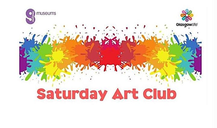 Saturday Art Club image