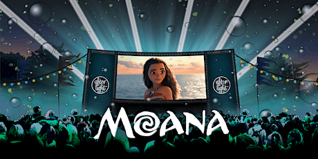 Moana (Rescheduled Date) | AfterLight Open-Air Cinema | North Wales tickets