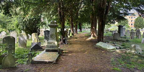 Geology in a cemetery near you (north Oxford) tickets