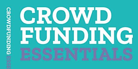 Boeklaunch   Crowdfunding Essentials tickets
