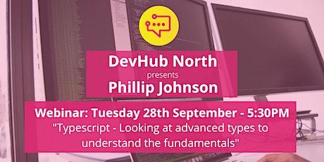 DevHub North - September Webinar tickets