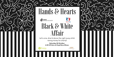 Hands and Hearts Black and White Affair tickets