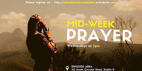 All Nations Church Mid-week Prayer Service tickets