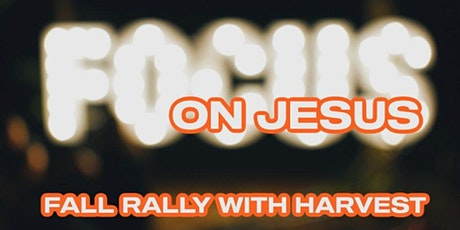 Fall Rally With Harvest Ministry tickets