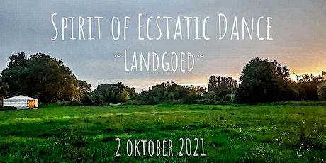 Ecstatic Dance * Landgoed * Dj PeTro (NL) tickets