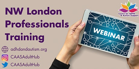 Autistic Adult training for NWL GP's & Social Prescribers tickets