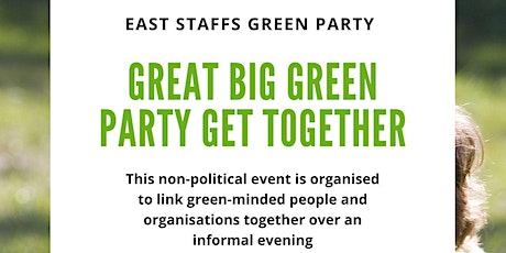Great Big Green Party Get Together tickets