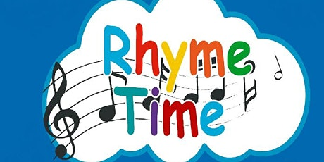 Rhyme Time at Higham Hill Library tickets