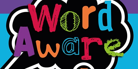 Word Aware: teaching vocabulary book launch tickets