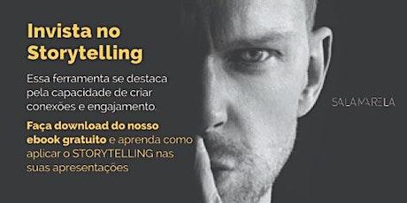 Curso STORYTELLING DE DADOS – 100% ONLINE (AO VIVO) entradas