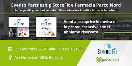 Evento Partneship StoreFit e Farmacia Parco Nord tickets