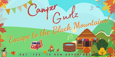 """""""Escape to the BLACK MOUNTAINS!""""  February 11-13, tickets"""