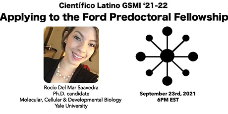 Applying to the Ford Predoctoral Fellowship tickets