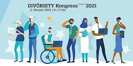 DIVÖRSITY Kongress 2021 Tickets