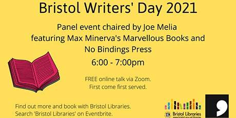 Bristol Writer's Day with Comma Press tickets