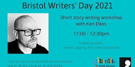 Bristol Writer's Day Workshop: Embracing the strange tickets