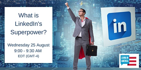 What is LinkedIn's Superpower? tickets