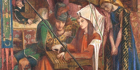 Illuminating the Pre-Raphaelites lecture by Prof Colin Cruise tickets