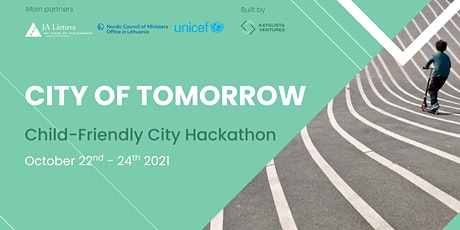 CITY OF TOMORROW Child-Friendly City Hackathon tickets